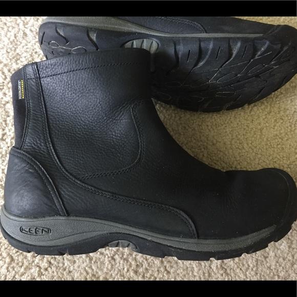 Keen presidio ll Waterproof zip boot